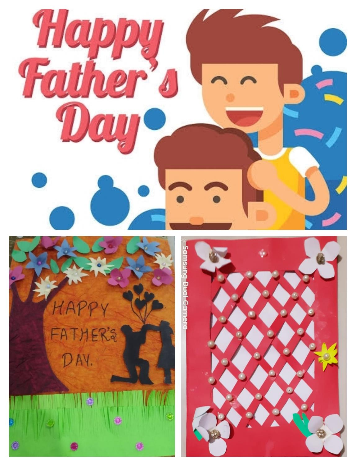 Online Card Making Competition on the occasion of Father
